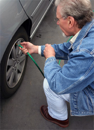 Save Money, Help the Environment With Properly Inflated Tires