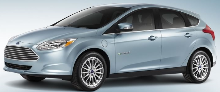 Ford Focus Electric Car. Ford Focus Electric