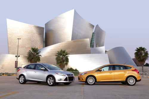2012 FORD FOCUS - Top Green Car of the Year