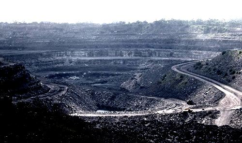 Surface Coal Mine