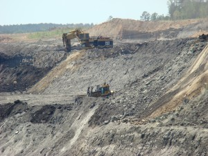 Coal Mining as it is