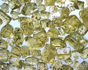 Olivine microcrystals