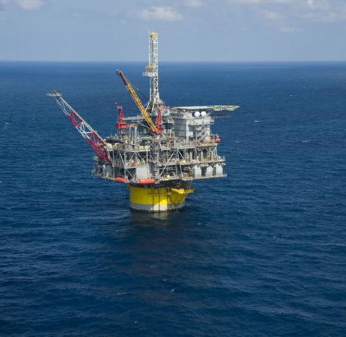 Perdido is the world's deepest offshore drilling and production platform