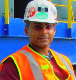 Ankan Basu, P.G; Coal Geologist / Hydrogeologist
